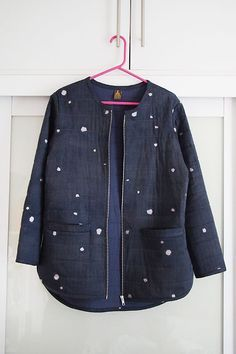 Tamarack Jacket from Grainline Studio