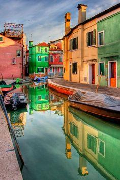 BURANO (Veneza-Itália). 007.