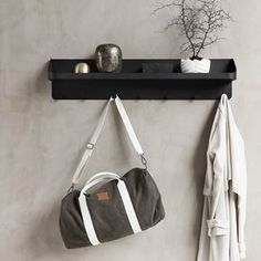 The House Doctor coat rack is made of steel and has a beautiful, army green colour that will definitely stand out in any home. Pocket also comes with House Doctor, Reclaimed Furniture, Vintage Furniture, Denmark House, Clear Glass Lamps, Doctor Coat, Vintage Candles, Candle Stand, Wall Organization