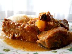 Ma Abraham's Sweet & Sour Spareribs ♥ Cooking Hawaiian Style