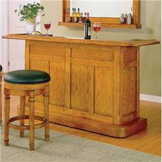 E.C.I. Furniture Nova Bar - 1101-03-T/B