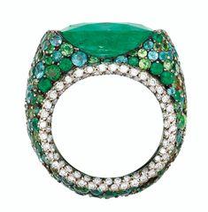 Jar Jewelry, Jewelery, Fine Jewelry, Pear Shaped Diamond, Diamond Cuts, Emerald Diamond, Jewelry Design Drawing, Emerald Jewelry, Colored Diamonds