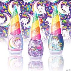 Here s how you can get your hands on this unicorn-inspired Lisa Frank nail  polish 9f34317cd