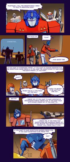 Calling 'cons part 1 by Popetti on deviantART
