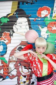 Kyary Pamyu Pamyu in Tokyo