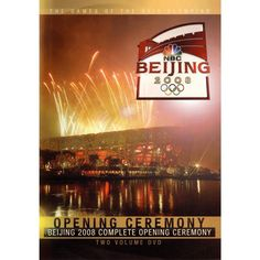 2008 Olympics: Beijing 2008 Complete Opening Ceremony (2 Discs) (dvd_video)