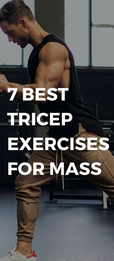 7 Best Tricep Exercises for Mass – LIFESTYLE BY PS