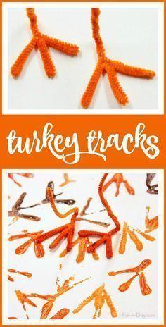 Turkey Tracks - such