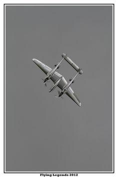 P-38 Lightning.