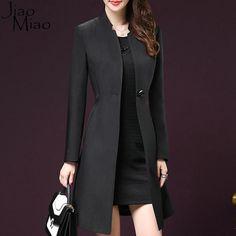 Sobretudo Feminino Overcoat