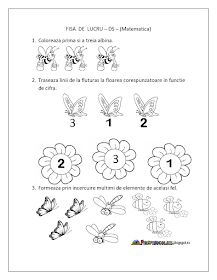 Preschool Number Worksheets, Numbers Preschool, Learning Numbers, Kindergarten Activities, Numbers For Kids, Math For Kids, Kids Education, Kids Learning, Coloring Pages