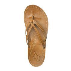 Olukai U'I Sandals - Sahara / Sahara