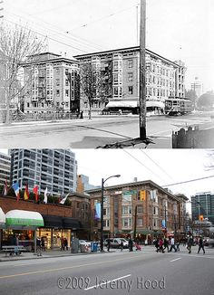Robson and Thurlow - 1912/2010