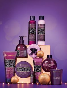 This is an must have holiday gifts>> Review Yves Rocher Holiday Limited Edition Blackberries Collections @yvesrocherusa