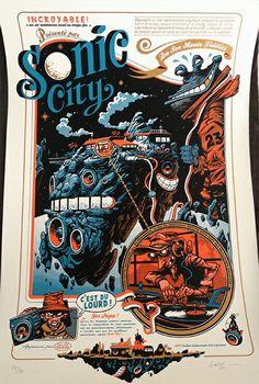 Julien Loïs - Poster