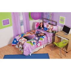 Caitlin would love and i-carly room, too bad I think she is under a year from out growing her!