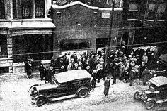The Chicago Crime Scenes Project: Lookout Nest for St. Valentine's Day Massacre