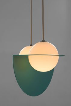 From IAMTHELAB.com: Modern Handmade Lighting by Lambert & Fils #Featured #Montreal