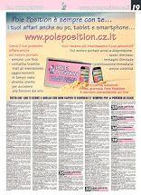 Pole Position 620- edizione del 31 luglio   Per sfogliare la rivista on line, collegati al nostro portale www.poleposition.cz.it oppure:  clicca qui per scaricare il file del giornale in formato pdf http://www.poleposition.cz.it/GIORNALE_620_WEB.pdf  clicca qui per il giornale in formato rivista http://issuu.com/poleposition.cz/docs/giornale_620_web