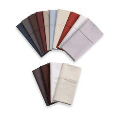 Wamsutta® Ultra Soft Sateen 525-Thread-Count Sheet Separates @ Bed Bath & Beyond