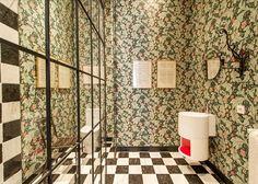 Griferia y lavabo para Emmepolis. C/Gran Via