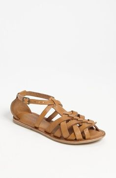 Topshop 'Hippy' Sandal available at #Nordstrom