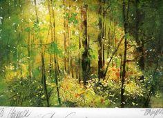 tom lynch watercolor art - Google Search