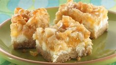 Prize-Winning Recipe 2006! Layer tropical pineapple, coconut and macadamia nuts to create a delightfully easy bar.