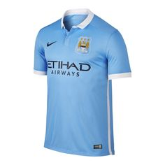 Nike Manchester City Home Stadium Jersey 15/16