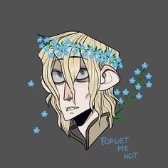 Forget Me Not by Static-Byte Cole Dragon Age Inquisition