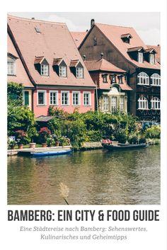 Eine #Städtereise in die fränkische Stadt #Bamberg: die Sehenswürdigkeiten der Stadt, kulinarische Empfehlungen und meine persönlichen Geheimtipps. #Franken #Deutschland
