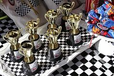 """Stylish Childrens Parties: """"Cars"""" Inspired Party 2"""