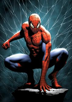 Spider-Man, Spider-Man, Does Whatever A Spider Can. Spins A Web Any Size, Catches Thieves Just Like Flies..(Theme Song, 1967)