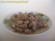 Świeżonka z cebulą Beef, Chicken, Food, Meat, Essen, Meals, Yemek, Eten, Steak