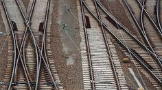 25 Tonnen Holz und Metall: Diebe stehlen 500 Meter Eisenbahnschienen