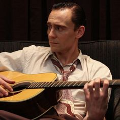 Pin for Later: I Saw the Light Trailer: Tom Hiddleston Crashes and Burns as Hank Williams