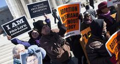 Shifting strategies for state abortion battles in 2014
