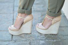 Moda Indigena: #OOTD || Step Into Fall. Zapatos de tacón corrido para otoño. Estos bellezas son de ALDO. #Fashion #Fashionblogger #modaindigena #style #heels #shoes