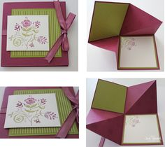 card folds ~ no directions, but easy to make