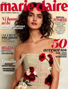 Revista #MARIECLAIRE, #abril 2016. 50 #accesorios para unos #looks gloriosos. #Belleza, #familia, #fitness y mucho más.
