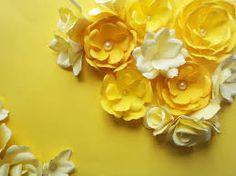 Resultado de imagem para flores de papel gigantes