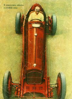 Il Mantovano Volante Ad Fine Art Print