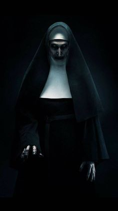 The Nun FULL MOVIE Streaming Online in Video Quality Scary Art, Very Scary, Dont Touch My Phone Wallpapers, Cute Wallpapers, Iphone Wallpapers, Scary Movies, Horror Movies, Scary Paintings, Scary Wallpaper