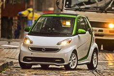 2013 Smart Fortwo Electric Drive: http://www.greenerideal.com/vehicles/0604-is-the-2013-smart-fortwo-electric-drive-really-the-top-green-car/