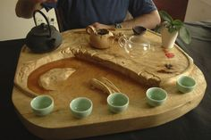 Gong Fu Table | Zen Of Things