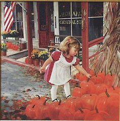 Donald Zolan - Country Pumpkins