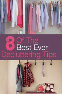 8 of the Best Ever Decluttering Tips | eBay