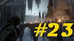 Rise of the Tomb Raider #23 Рубеж Китежа - Прохождение игры XBOX GamePlay