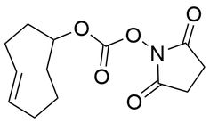 Find out a wide range of TCO-NHS Ester! it is an amine-reactive building block used for modification of amine-containing molecule in organic media. Expand the boundary of your discovery research with our click chemistry toolbox.