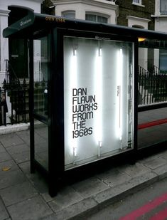 Spin / Haunch Of Venison / Dan Flavin Works From The 1960s / Poster / 2005